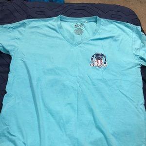 Royce brand flag shirt